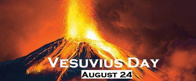 Mount Vesuvius Day