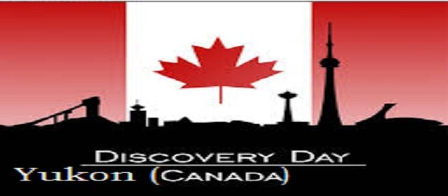 Yukon Klondike Gold Discovery Day