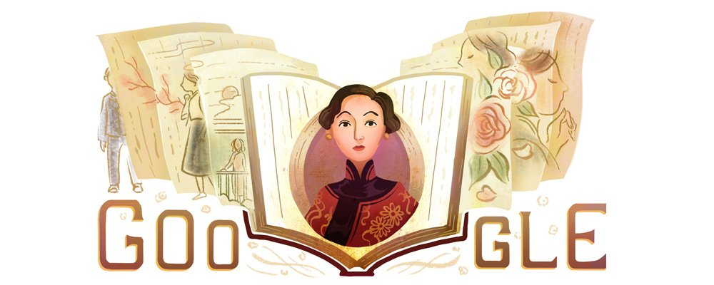 Eileen Chang 张爱玲 100th birthday