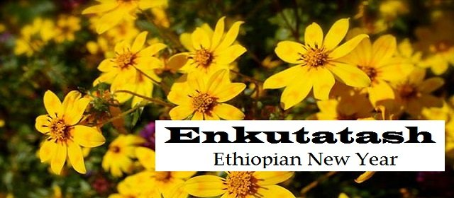 Ethiopian New Year Enkutatash
