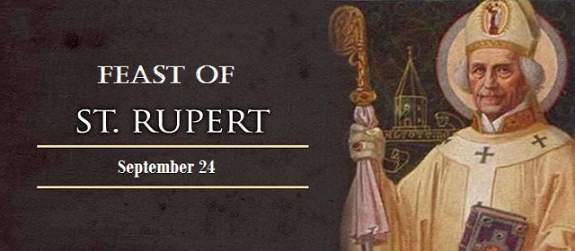 Feast Day of Saint Rupert Rupertikirtagon