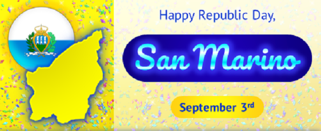 Feast of St Marinus and Republic Day of San Marino