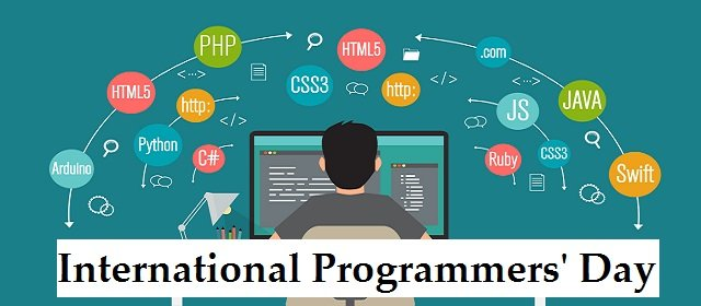 International Programmers Day or Day of the Programmers
