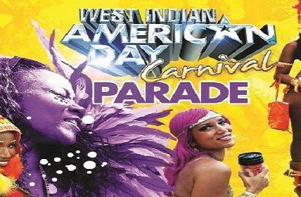 Labor Day Parade or West Indian Carnival or West Indian American Day Parade