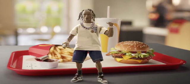 McDonalds new menu Travis Scott Meal