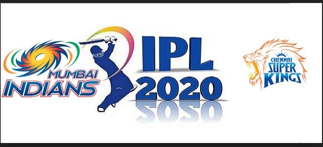 Mumbai Indians vs Chennai Super Kings IPL 2020