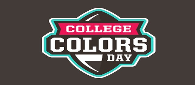 National College Colors Day