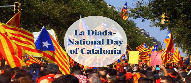 National Day of Catalonia or Diada Nacional de Catalunya or La Diada