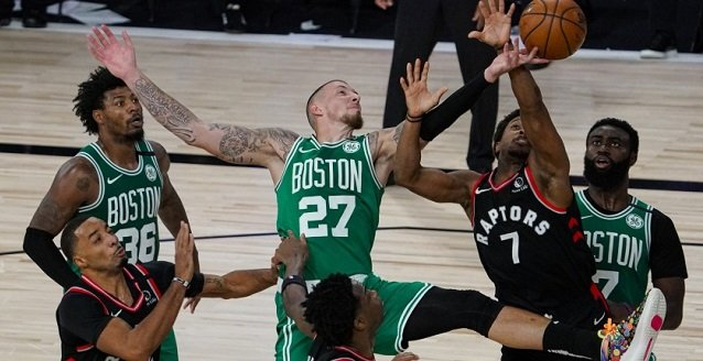 Raptors force NBA Game 7 against Celtics