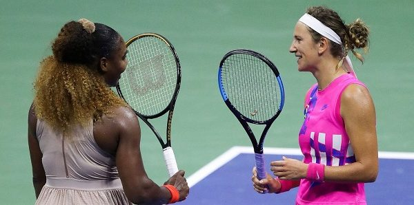 Serena Williams annoyed with Victoria Azarenka at US Open semifinals