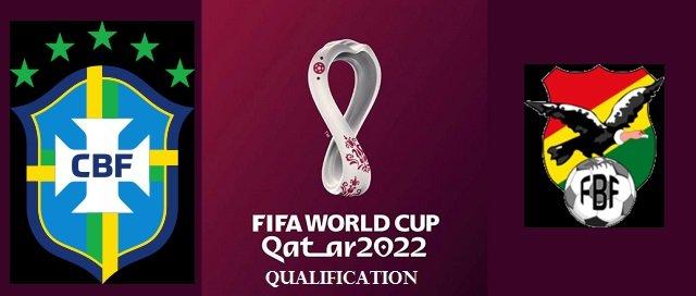 Brazil vs Bolivia 2022 FIFA World Cup Qualifiers