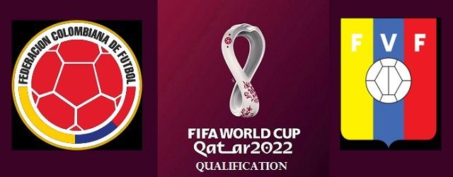 Colombia vs Venezuela 2022 FIFA World Cup Qualifiers