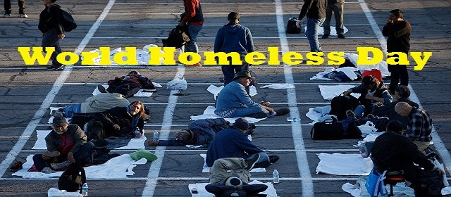 Facts about Homelessness you need to know on World Homeless Day
