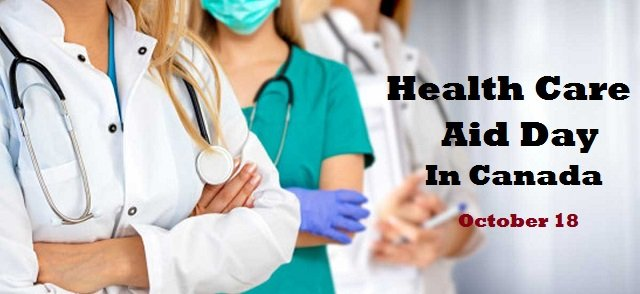 Health Care Aide Day in Canada