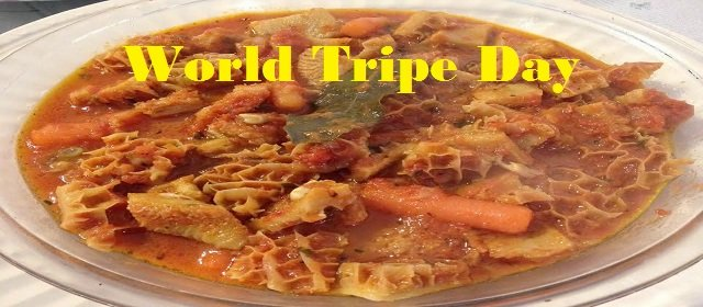 Healthy Nutrition Facts about Tripe you need to know on World Tripe Day