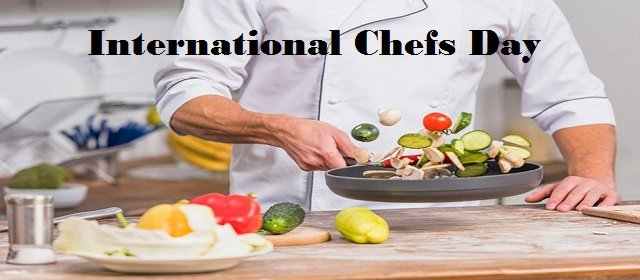 International Chefs Day 2020 Theme History and Significance of the day