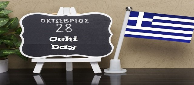 Ochi Day What is Ohi Day History and Significance of the Oxi Day