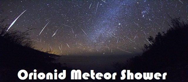 Orionid meteor shower 2020 Things to know about Orionids shooting stars