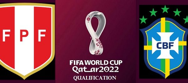 Peru vs Brazil 2022 FIFA World Cup Qualifiers