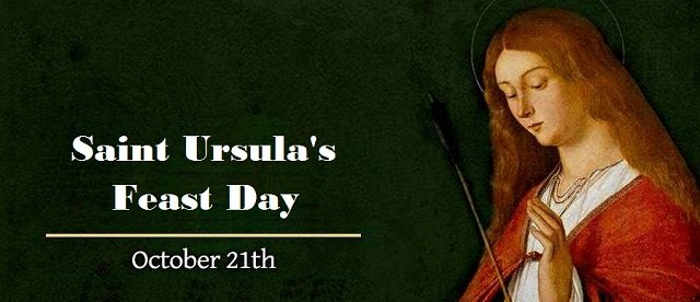 Saint Ursulas Day