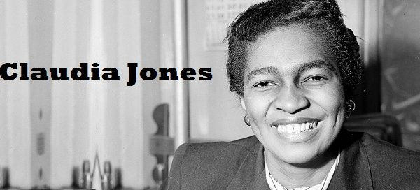Search engine giant Google celebrates Trinidad born activist and journalist Claudia Jones known as the mother of the Notting Hill carnival on October 14 2020.