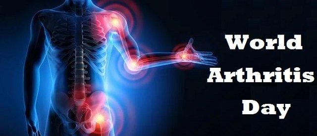 World Arthritis Day 2020 Arthritis types symptoms causes risk factors and treatment