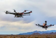 A positive future expected for the aerial robotics market with North America among the front runners