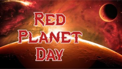Amazing and Fun Facts about Mars you need to know on Red Planet Day