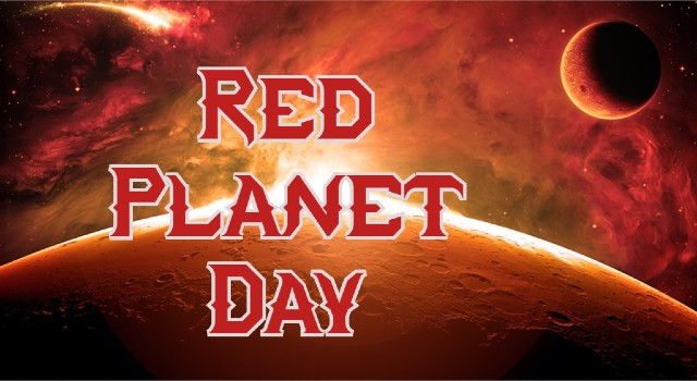 Amazing and Fun Facts about Mars you need to know on Red Planet Day - Time Bulletin