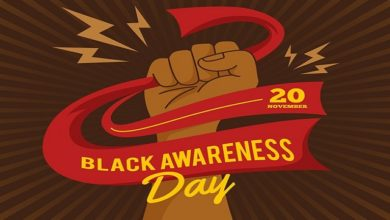 Black Awareness Day or Black Consciousness Day Dia da Consciencia Negra