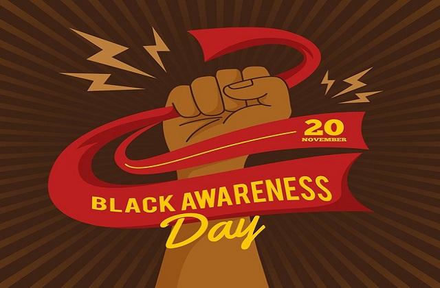Black Awareness Day or Black Consciousness Day Dia da Consciencia Negra