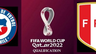 Chile vs Peru 2022 FIFA World Cup qualifiers 1