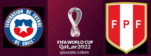Chile vs Peru 2022 FIFA World Cup qualifiers 1