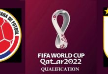 Colombia vs Uruguay 2022 FIFA World Cup qualifiers 1