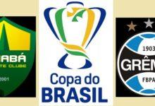 Cuiaba vs Gremio Copa do Brasil 2020