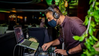 DJ Sunny Deepak Mask On and Groove on
