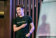 Founder and CEO at 23 The Rise of Reeve Yew