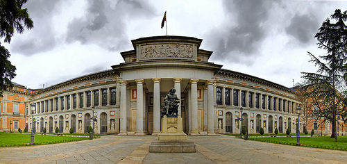 Museo Nacional del Prado Anniversary The Prado Museum is initiated What are the main works at the site