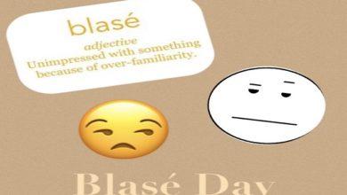 National Blase Day