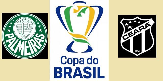 Palmeiras vs Ceara Copa do Brasil 2020