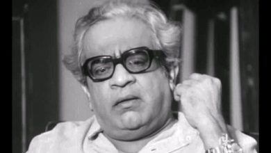 Purushottam Laxman Deshpande पु. ल. देशपांडे alternatively written as Pu La Deshpande famously known by his initials Pu. La. or as P. L. Deshpande