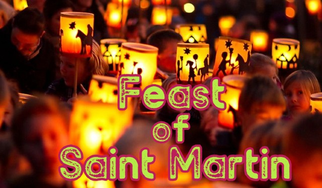 St. Martins Day Who was Saint Martin Why is Martinmas celebrated