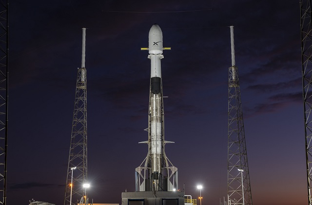 Watch SpaceXs Falcon 9 Starlink satellite launch tonight
