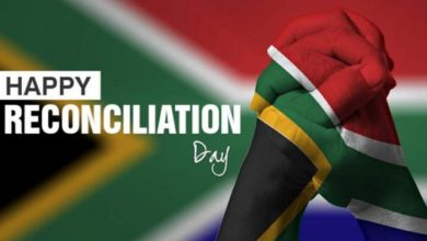Day of Reconciliation in South Africa