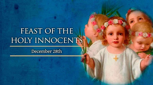 Holy Innocents Day History and Significance of the Feast of the Holy Innocents
