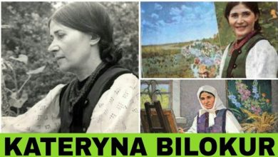 Interesting Facts about Kateryna Vasylivna Bilokur Peoples Artist of Ukraine