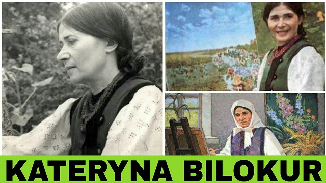 Interesting Facts about Kateryna Vasylivna Bilokur Peoples Artist of Ukraine