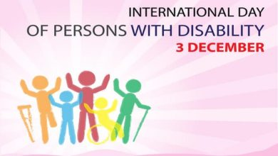 International Day of Disabled Persons or international day of persons with disabilities