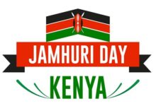 Jamhuri Day otherwise called Independence Day or Republic Day Kenya
