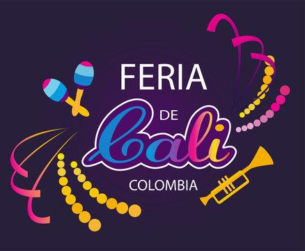 La Feria de Cali or Cali Fair Colombia